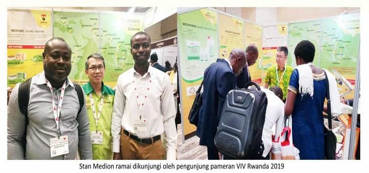 Medion Kembangkan Pasar Afrika