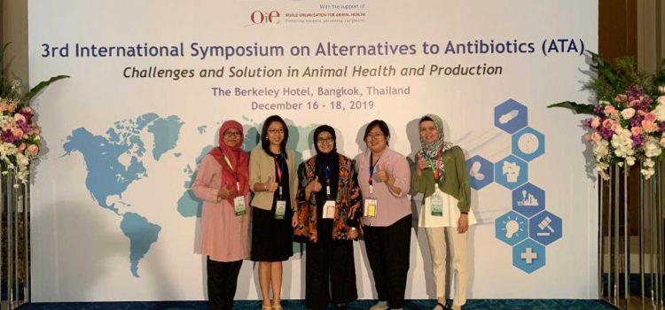 Medion Jadi Pembicara di Symposium ATA, Bangkok