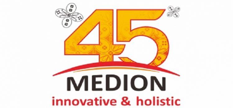 45 Tahun Medion, Innovative & Holistic